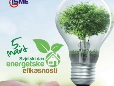 5. mart - Međunarodni dan energetske efikasnosti