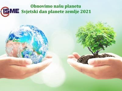 Svjetski dan planete Zemlje 2021