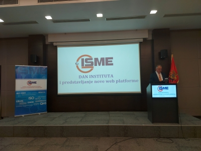 Institute Day and presentation of the new web platform, RAMADA hotel, 24.05.2021