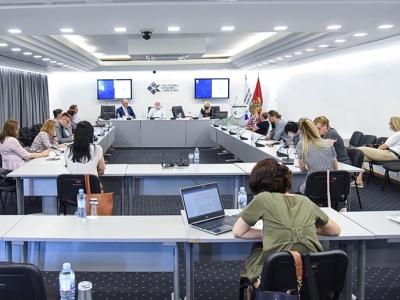 Sjednica koordinacionog odbora za kvalitet Privredne komore Crne Gore