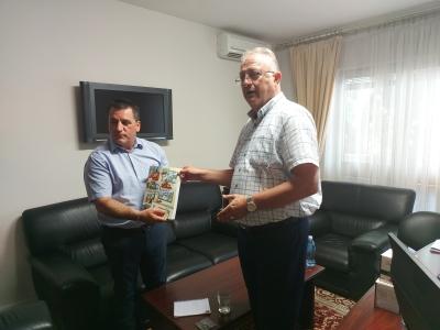 Posjeta delegacije ISRSM Institutu
