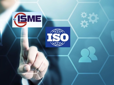 ISME has become a full member of ISO