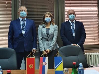 Regionalna saradnja - Sastanak u Institutu za standardizaciju Srbije