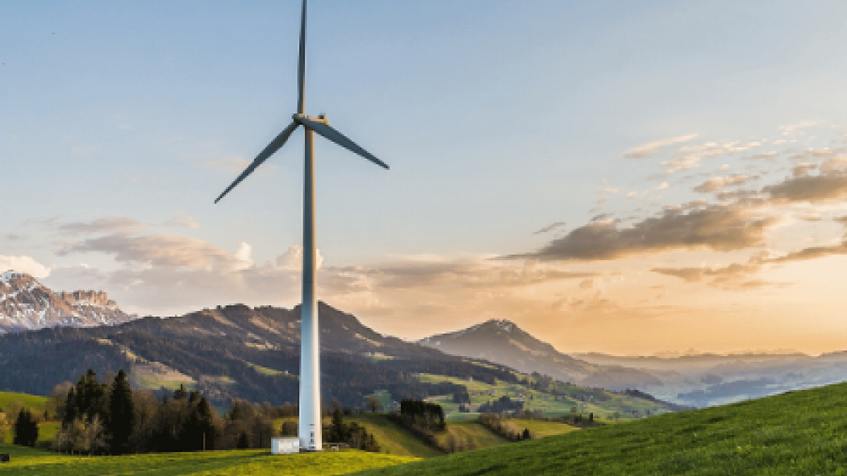 Renewable energy sources - Natural energy for us