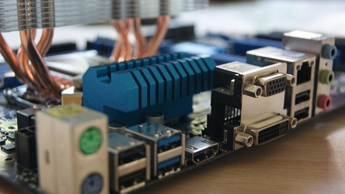 Electronics and IT - Better infrastructure improves performance